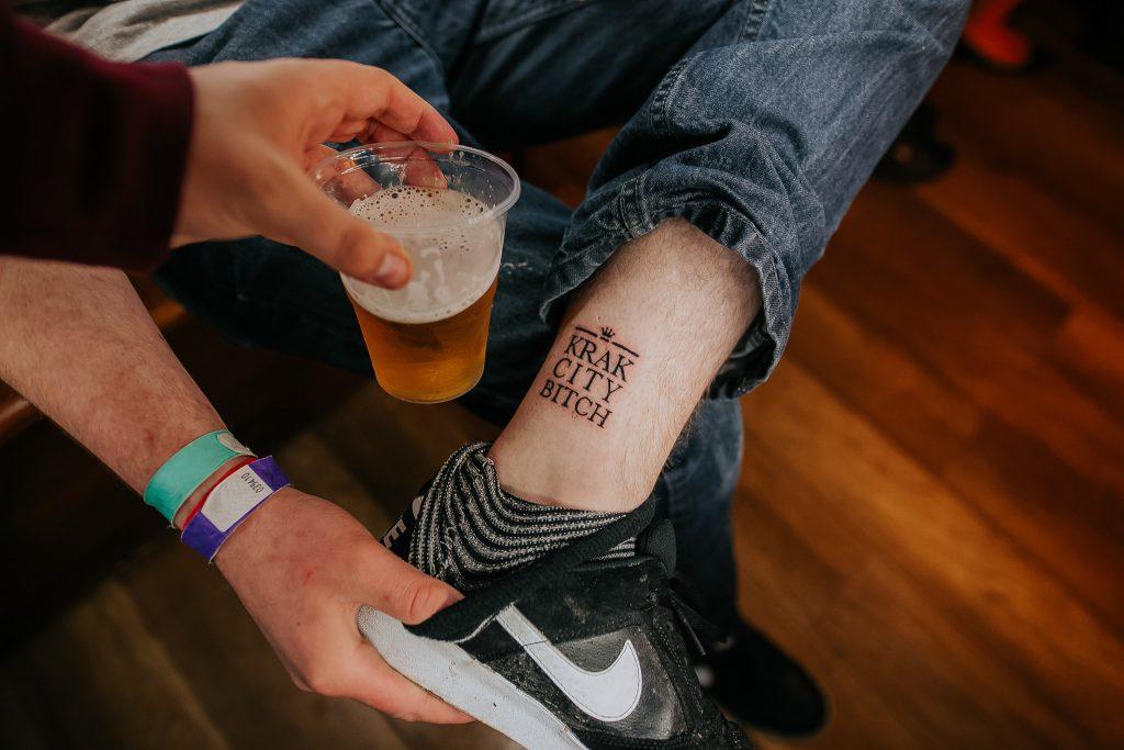 Krak City Tattoo