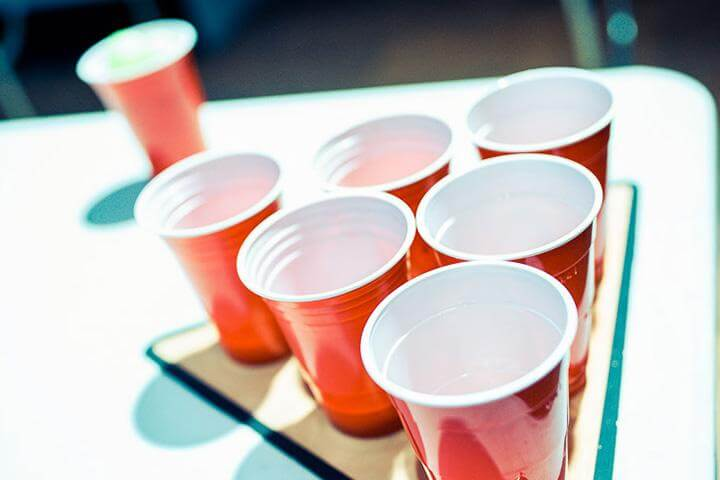 Beer Pong Challenges