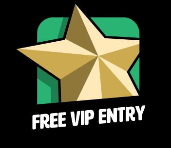 Free vip entry