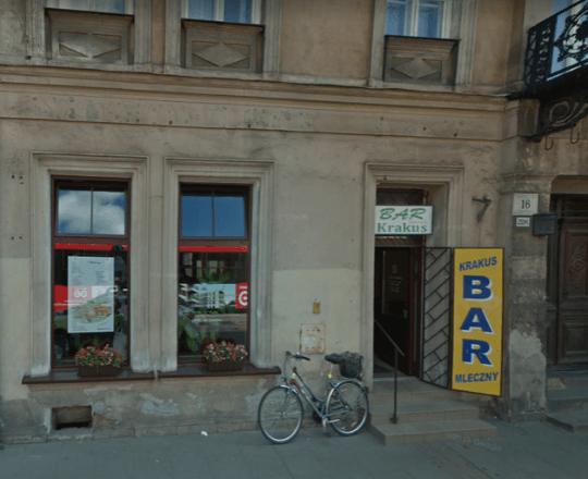 Milkbar Krakow