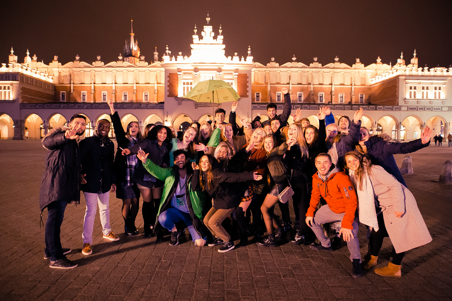 THE DOS AND DONT'S OF PARTYING IN KRAKOW